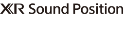 Logo XR Sound Position