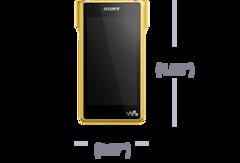 80a033639 Špičkový prenosný prehrávač zvuku s vysokým rozlíšením | NW-WM1Z ...