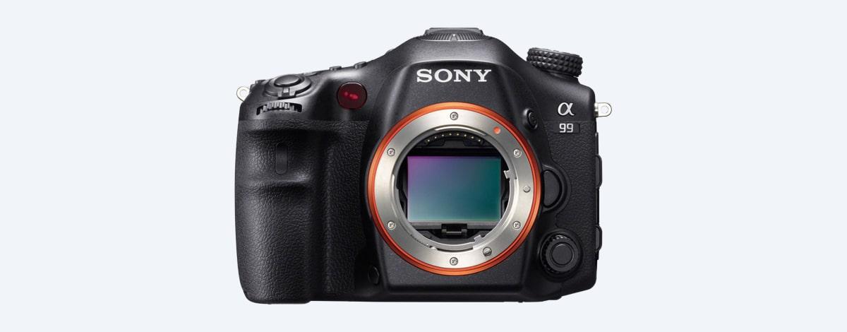 36ffddb1b Najlepšia digitálna zrkadlovka   Fotoaparát α99 35 mm   SLT-A99-A99V ...
