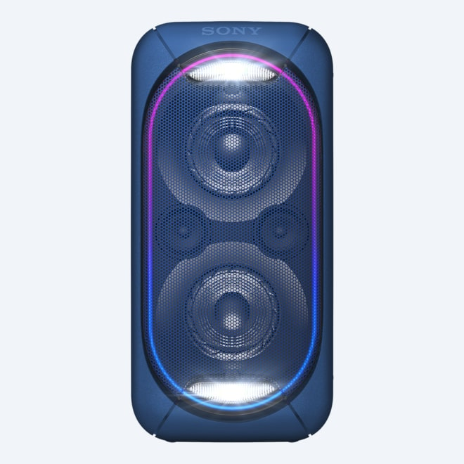 c172736f8 Obrázok – Zvukový systém XB60 s technológiou EXTRA BASS, vysokým výkonom a  zabudovanou batériou