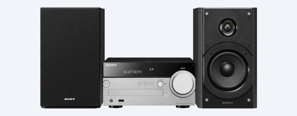 ba94f47a3bba Hi-fi systém s technológiou Wi-Fi Bluetooth®