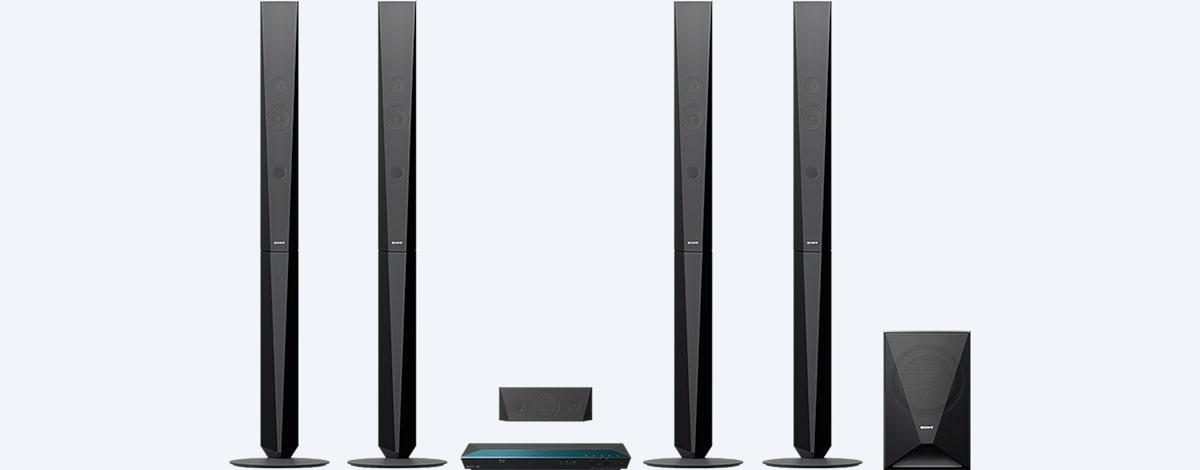 762386303 Obrázky – Systém domáceho kina Blu-ray s technológiou Bluetooth®