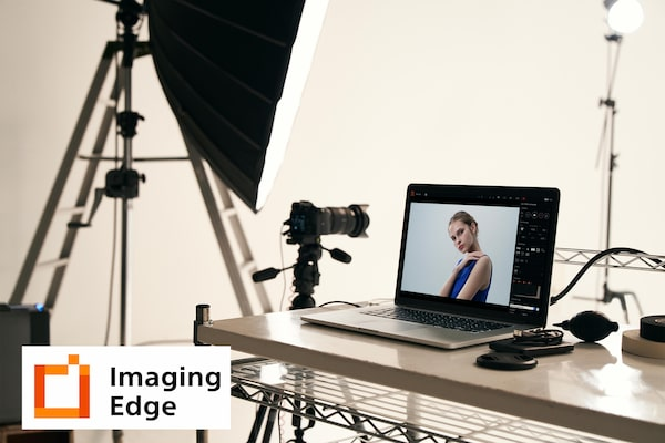 Imaging Edge™ Remote, Viewer a Edit