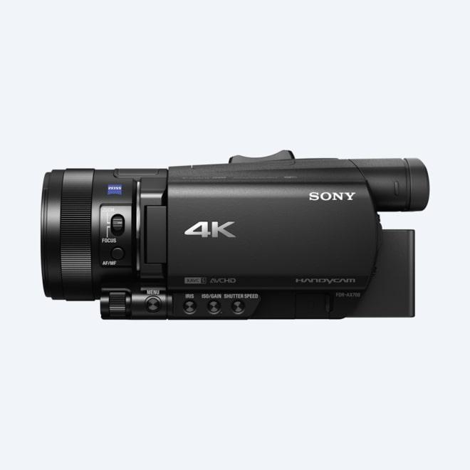 Obrázok – Kamkordér FDR-AX700 s rozlíšením 4K HDR 119a487d27c