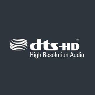 DTS®-HD Master Audio