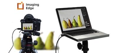 Softvérový balík Imaging Edge od spoločnosti Sony