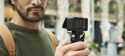 Stabilizácia obrazu na snímanie videozáznamov