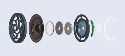 Široká frekvenčná charakteristika pre plný rozsah zvuku