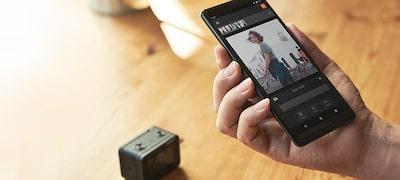 Doplnok Movie Edit na jednoduché odosielanie na sociálne médiá