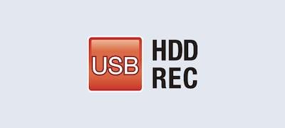 Zmeňte televízor na digitálny záznamník: Funkcia USB HDD REC
