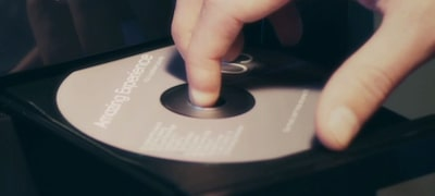 Zabudovaný CD prehrávač pre vašu zbierku diskov