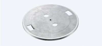 Hliníkový tanier so stabilným pohybom