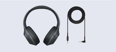 Počúvanie zvuku vo vysokom rozlíšení spoužitím kábla