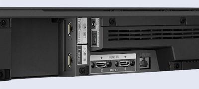3 porty HDMI®