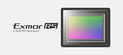 Snímač Exmor RS™ CMOS typu 1.0