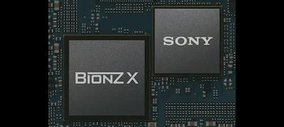 Vysokorýchlostný procesor BIONZ X™ na spracovanie obrazu