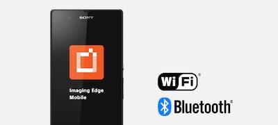 Rozšírené možnosti saplikáciou Imaging Edge Mobile